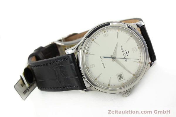 Used luxury watch Jaeger Le Coultre Master Control steel automatic Kal. 889/2 Ref. 140.8.89  | 142834 03