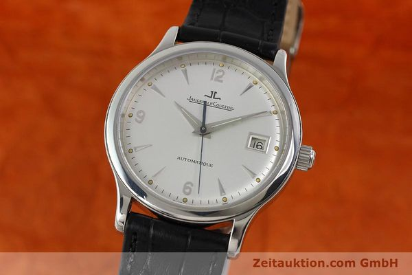 Used luxury watch Jaeger Le Coultre Master Control steel automatic Kal. 889/2 Ref. 140.8.89  | 142834 04