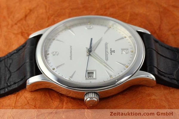 Used luxury watch Jaeger Le Coultre Master Control steel automatic Kal. 889/2 Ref. 140.8.89  | 142834 05