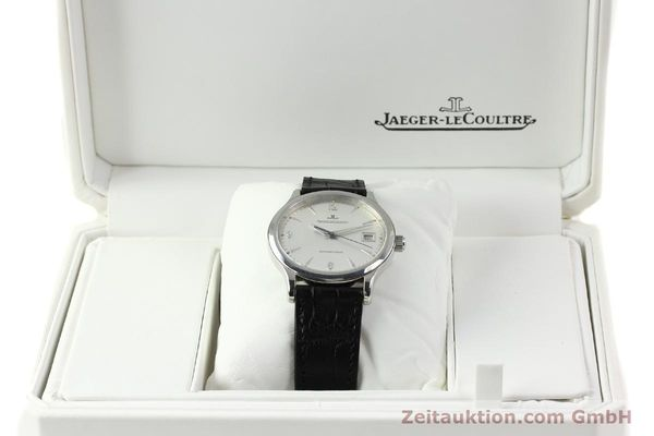 Used luxury watch Jaeger Le Coultre Master Control steel automatic Kal. 889/2 Ref. 140.8.89  | 142834 07