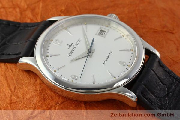Used luxury watch Jaeger Le Coultre Master Control steel automatic Kal. 889/2 Ref. 140.8.89  | 142834 15