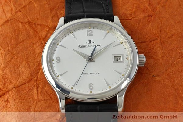 Used luxury watch Jaeger Le Coultre Master Control steel automatic Kal. 889/2 Ref. 140.8.89  | 142834 16