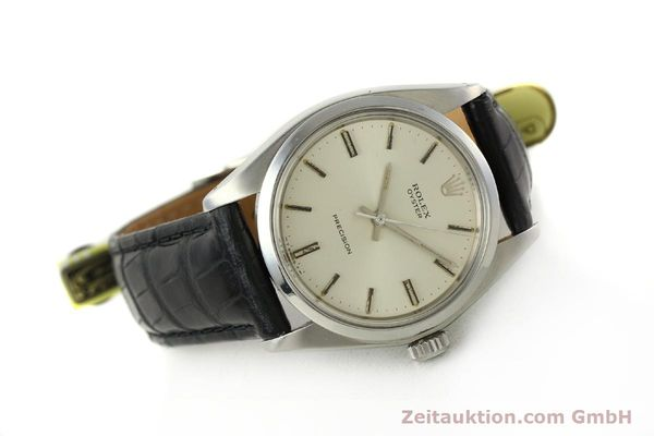 Used luxury watch Rolex Precision steel manual winding Kal. 1225 Ref. 6426  | 142836 03