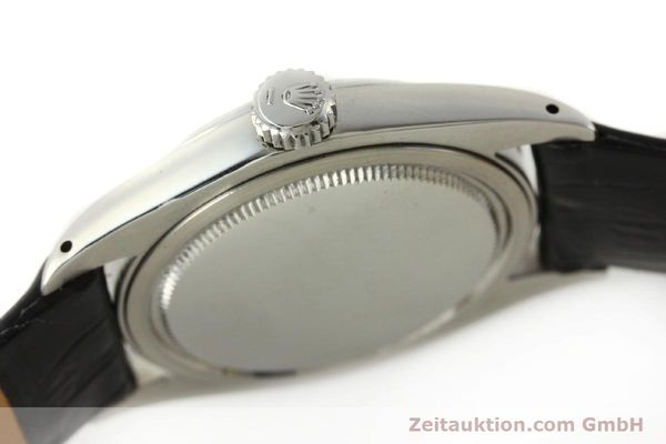 Used luxury watch Rolex Precision steel manual winding Kal. 1225 Ref. 6426  | 142836 11