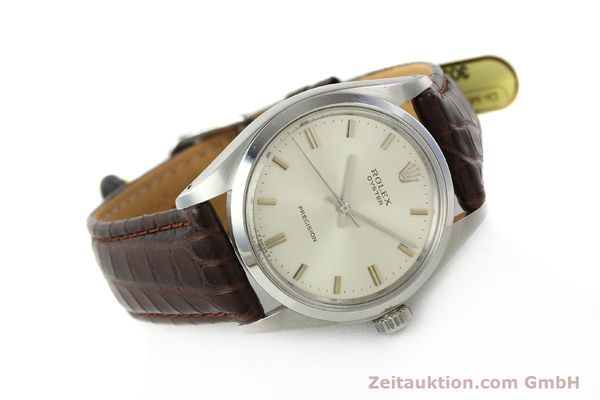 Used luxury watch Rolex Precision steel manual winding Kal. 1225 Ref. 6426  | 142837 03