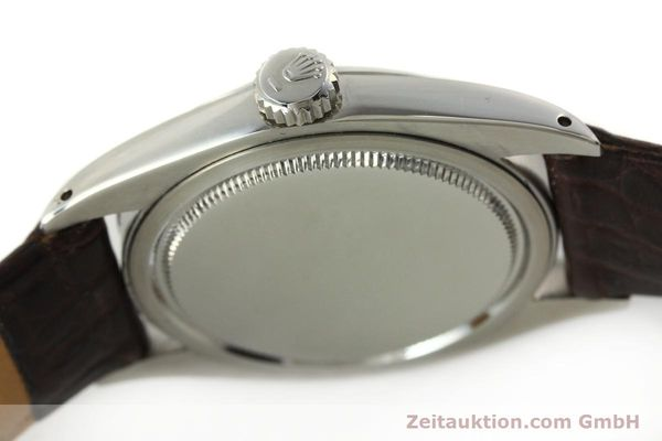 Used luxury watch Rolex Precision steel manual winding Kal. 1225 Ref. 6426  | 142837 11