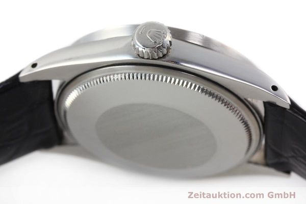 Used luxury watch Rolex Date steel automatic Kal. 1570 Ref. 1501  | 142838 11