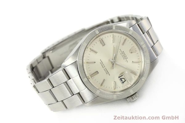 Used luxury watch Rolex Date steel automatic Kal. 1570 Ref. 1501  | 142840 03