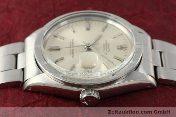 Used luxury watch Rolex Date steel automatic Kal. 1570 Ref. 1501  | 142840 05