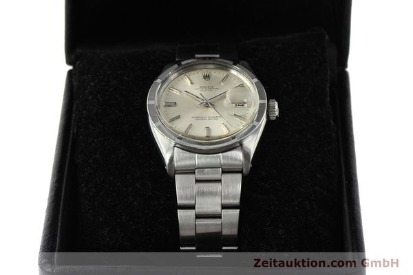 Used luxury watch Rolex Date steel automatic Kal. 1570 Ref. 1501  | 142840 07