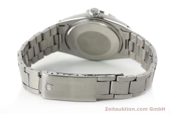 Used luxury watch Rolex Date steel automatic Kal. 1570 Ref. 1501  | 142840 12