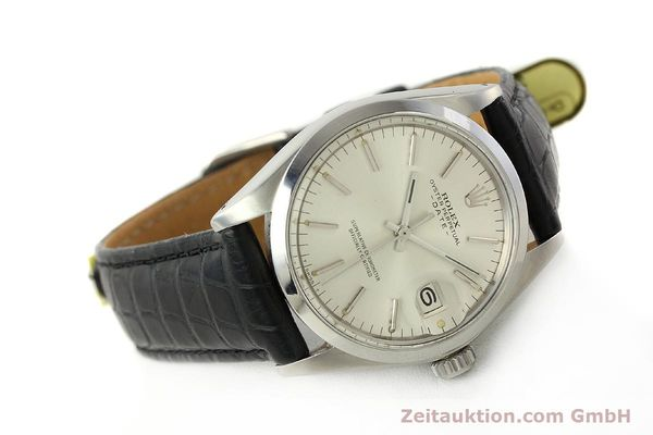 Used luxury watch Rolex Date steel automatic Kal. 1570 Ref. 1500  | 142843 03