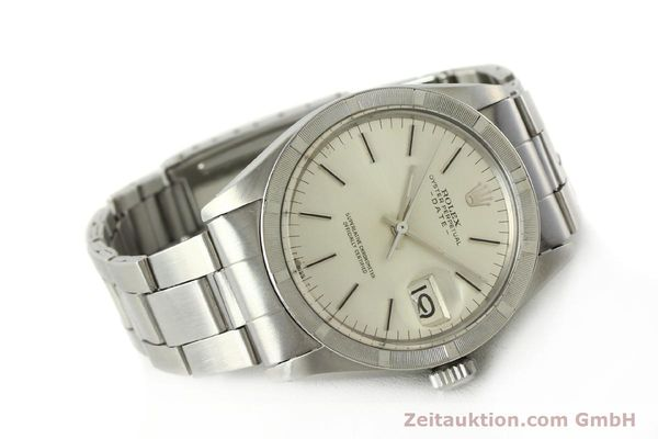 Used luxury watch Rolex Date steel automatic Kal. 1570 Ref. 1501  | 142845 03