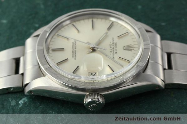 Used luxury watch Rolex Date steel automatic Kal. 1570 Ref. 1501  | 142845 05