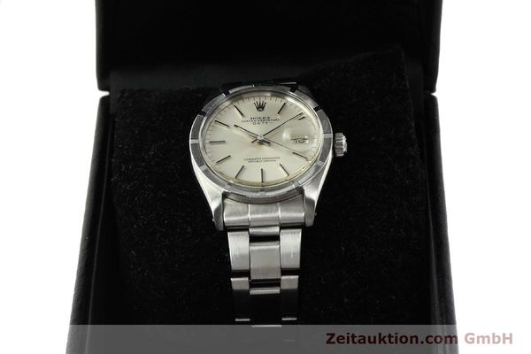 Used luxury watch Rolex Date steel automatic Kal. 1570 Ref. 1501  | 142845 07