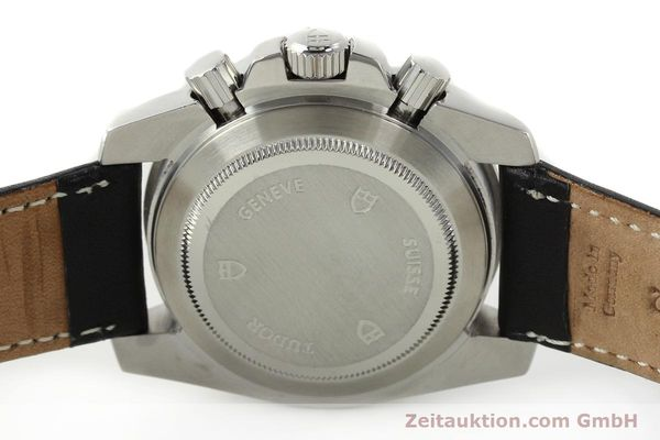 Used luxury watch Tudor Sport Chronograph chronograph steel automatic Kal. ETA 7753 Ref. 20300  | 142849 08