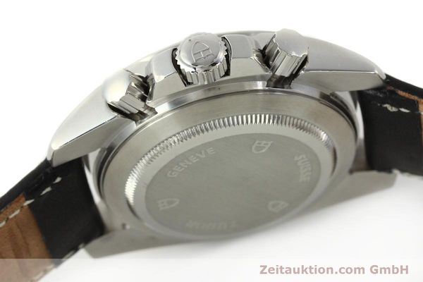 Used luxury watch Tudor Sport Chronograph chronograph steel automatic Kal. ETA 7753 Ref. 20300  | 142849 11