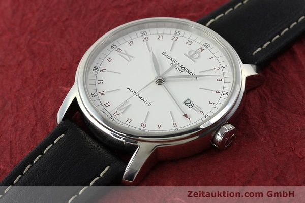 Used luxury watch Baume & Mercier Classima steel automatic Kal. BM1893-2 ETA 2893-2 Ref. 65494  | 142854 01
