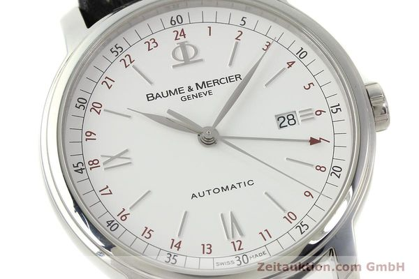 Used luxury watch Baume & Mercier Classima steel automatic Kal. BM1893-2 ETA 2893-2 Ref. 65494  | 142854 02
