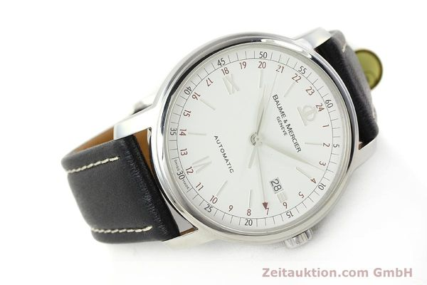 Used luxury watch Baume & Mercier Classima steel automatic Kal. BM1893-2 ETA 2893-2 Ref. 65494  | 142854 03