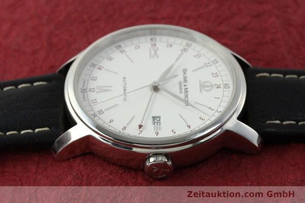 Used luxury watch Baume & Mercier Classima steel automatic Kal. BM1893-2 ETA 2893-2 Ref. 65494  | 142854 05