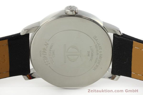 Used luxury watch Baume & Mercier Classima steel automatic Kal. BM1893-2 ETA 2893-2 Ref. 65494  | 142854 09