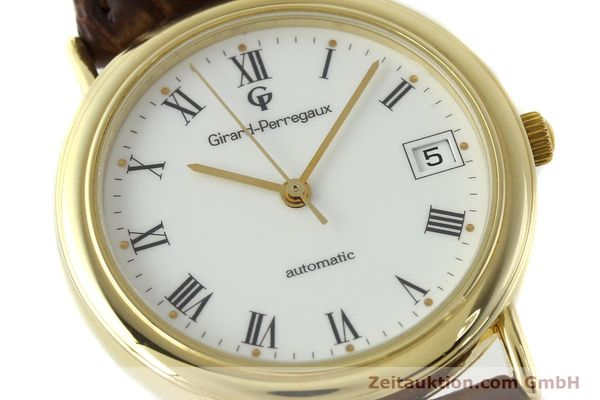 Used luxury watch Girard Perregaux * 18 ct gold automatic Kal. 220 Ref. 479951  | 142855 02