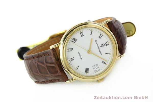 Used luxury watch Girard Perregaux * 18 ct gold automatic Kal. 220 Ref. 479951  | 142855 03