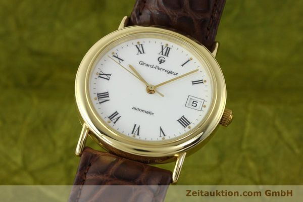 Used luxury watch Girard Perregaux * 18 ct gold automatic Kal. 220 Ref. 479951  | 142855 04