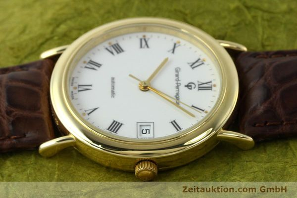 Used luxury watch Girard Perregaux * 18 ct gold automatic Kal. 220 Ref. 479951  | 142855 05