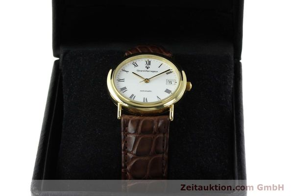 Used luxury watch Girard Perregaux * 18 ct gold automatic Kal. 220 Ref. 479951  | 142855 07