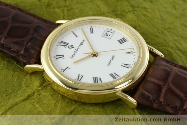 Used luxury watch Girard Perregaux * 18 ct gold automatic Kal. 220 Ref. 479951  | 142855 13