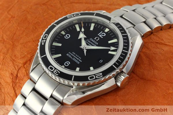 Used luxury watch Omega Seamaster steel automatic Kal. 2500C Ref. 29005091  | 142860 01
