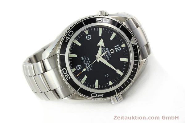 Used luxury watch Omega Seamaster steel automatic Kal. 2500C Ref. 29005091  | 142860 03