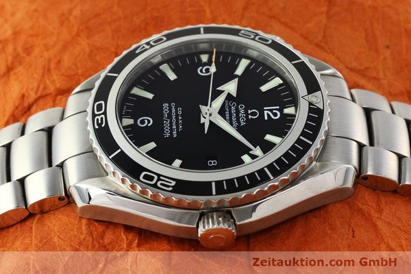 Used luxury watch Omega Seamaster steel automatic Kal. 2500C Ref. 29005091  | 142860 05