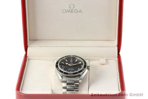 Used luxury watch Omega Seamaster steel automatic Kal. 2500C Ref. 29005091  | 142860 07