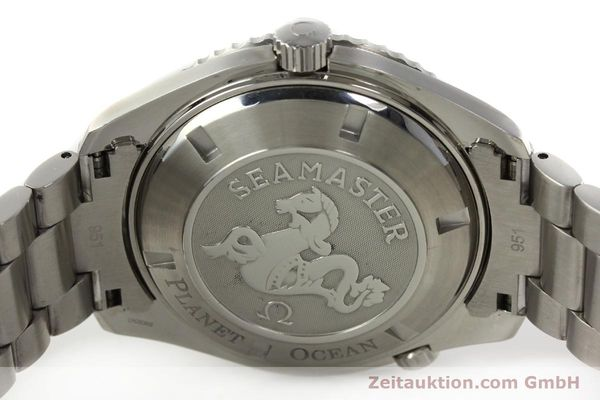 Used luxury watch Omega Seamaster steel automatic Kal. 2500C Ref. 29005091  | 142860 09