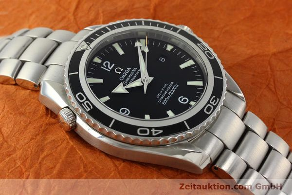 Used luxury watch Omega Seamaster steel automatic Kal. 2500C Ref. 29005091  | 142860 18