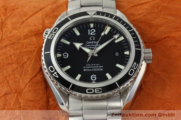 Used luxury watch Omega Seamaster steel automatic Kal. 2500C Ref. 29005091  | 142860 19