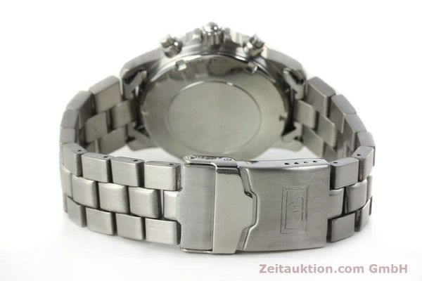Used luxury watch Maurice Lacroix Croneo chronograph steel automatic Kal. ETA 7750 Ref. 39721  | 142863 11