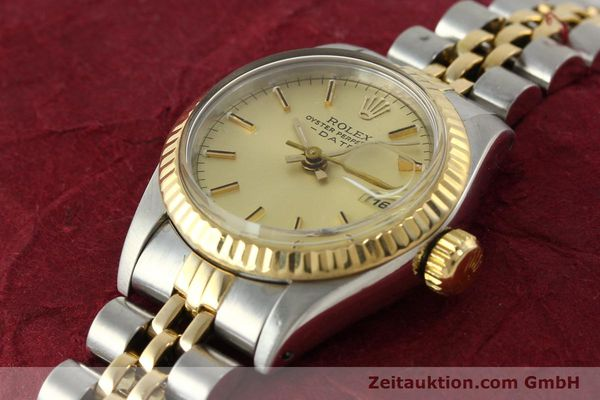 Used luxury watch Rolex Lady Date steel / gold automatic Kal. 2135 Ref. 69173  | 142868 01