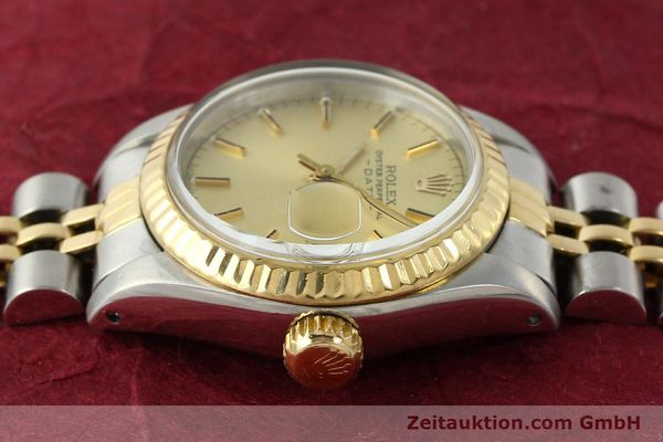 Used luxury watch Rolex Lady Date steel / gold automatic Kal. 2135 Ref. 69173  | 142868 05