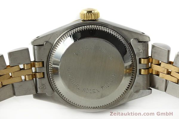 Used luxury watch Rolex Lady Date steel / gold automatic Kal. 2135 Ref. 69173  | 142868 08