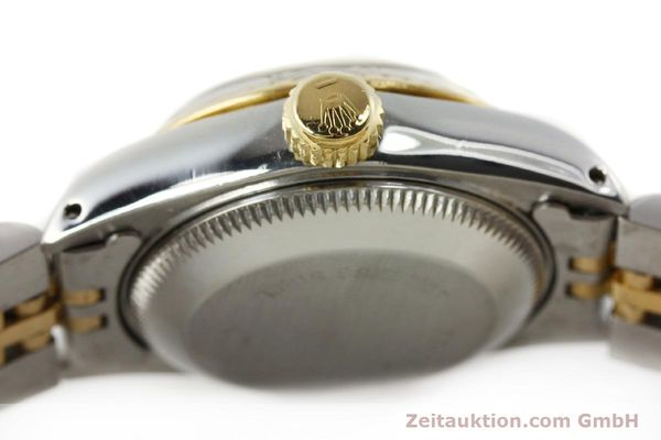Used luxury watch Rolex Lady Date steel / gold automatic Kal. 2135 Ref. 69173  | 142868 11
