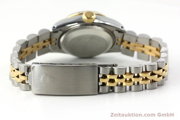 Used luxury watch Rolex Lady Date steel / gold automatic Kal. 2135 Ref. 69173  | 142868 12