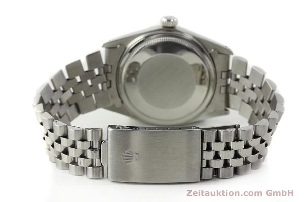 Used luxury watch Rolex Datejust steel / white gold automatic Kal. 3035 Ref. 16014  | 142869 12