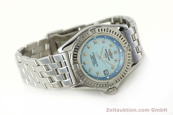 Used luxury watch Breitling Callistino steel quartz Kal. B72 ETA 956152 Ref. A72345  | 142874 03