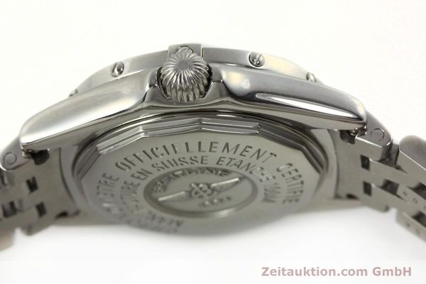 Used luxury watch Breitling Callistino steel quartz Kal. B72 ETA 956152 Ref. A72345  | 142874 10