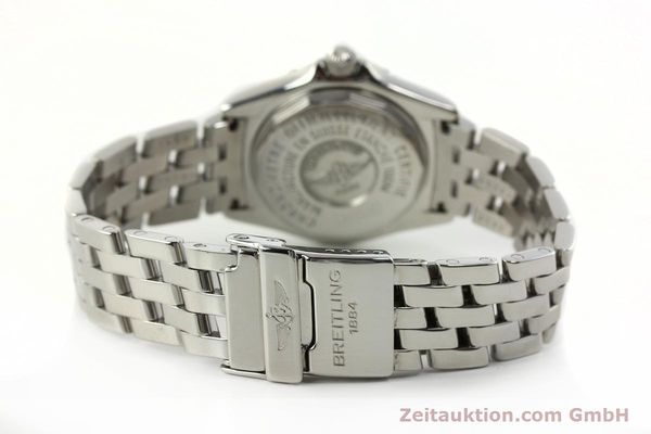 Used luxury watch Breitling Callistino steel quartz Kal. B72 ETA 956152 Ref. A72345  | 142874 11