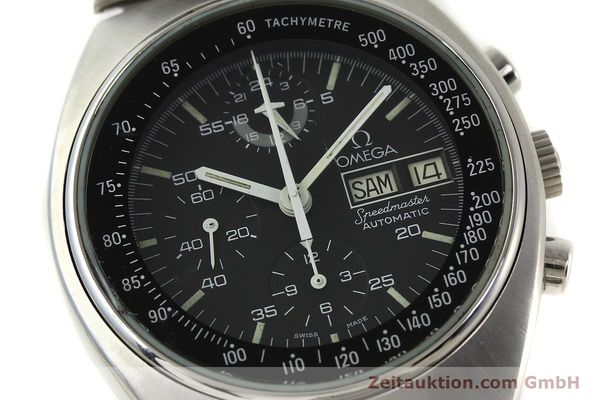 Used luxury watch Omega Speedmaster chronograph steel automatic Kal. 1045  | 142876 02